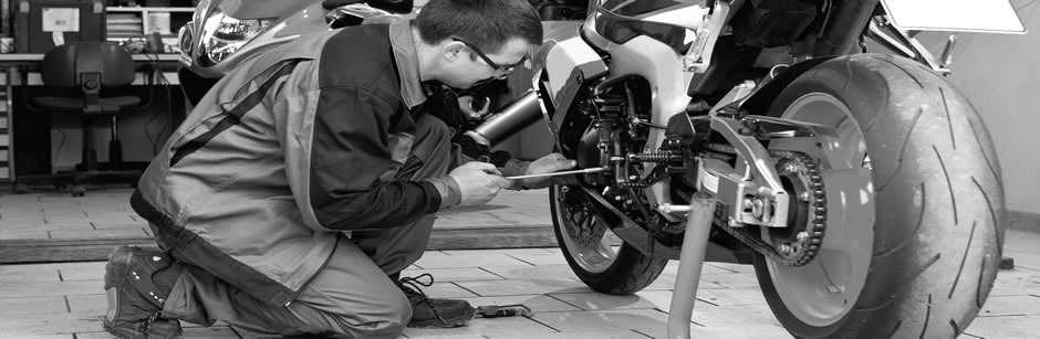 We are your local motorcycle MOT specialist in Crawley.